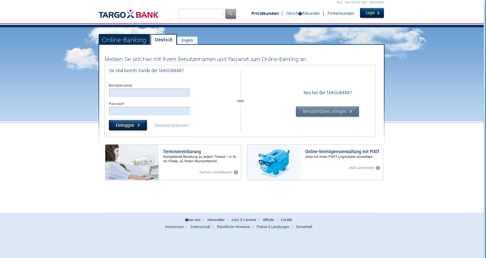 Targobank 14.03.19 Fake-Website.PNG