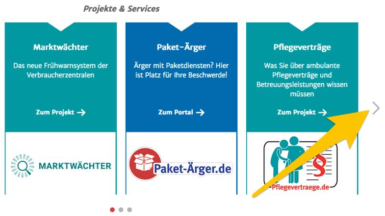 Musterbriefe Der Verbraucherzentrale : Willkommen im neuen portal ihrer verbraucherzentrale
