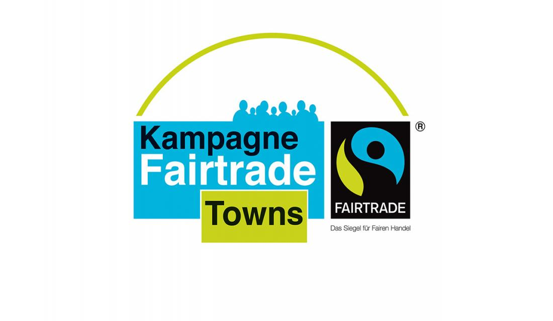 Logo der Initiative Fair Trade Towns