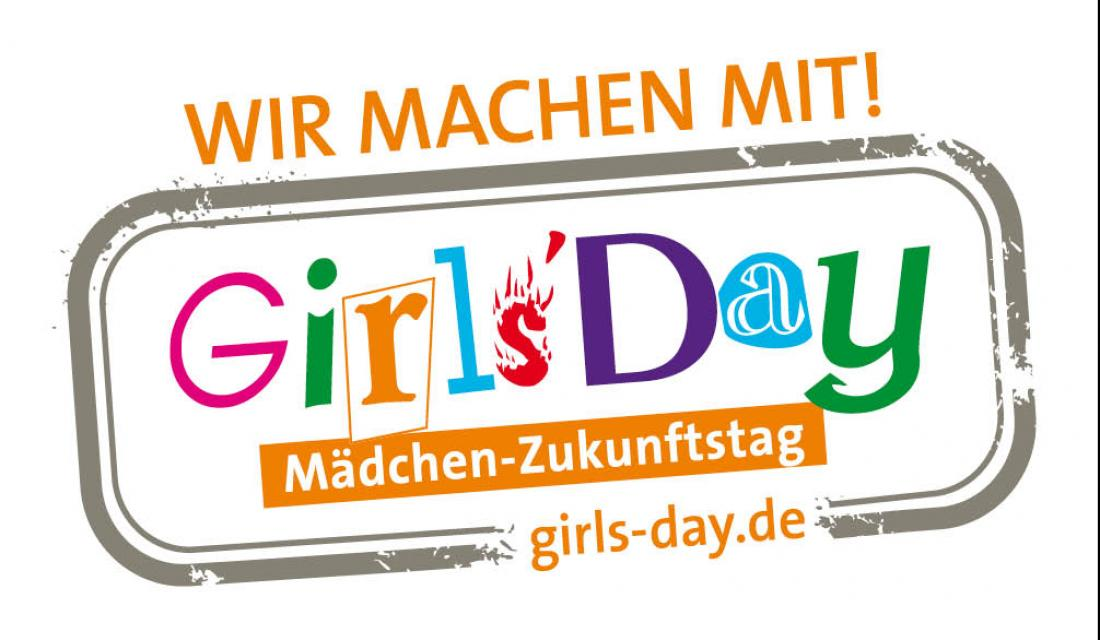 Logo Girls Day